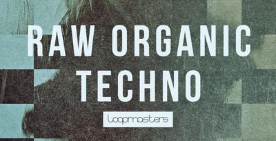 Raw Organic Techno cover